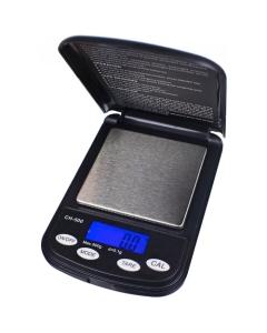 On Balance Champion je žepna tehtnica, ki lahko stehta do 500 gramov z natančnostjo 0,1 g