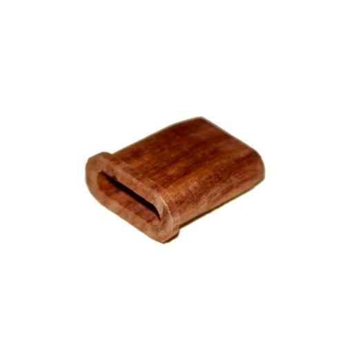 Leseni ustnik za AirVape X ima sodoben videz in hkrati vašo paro ohranja čisto