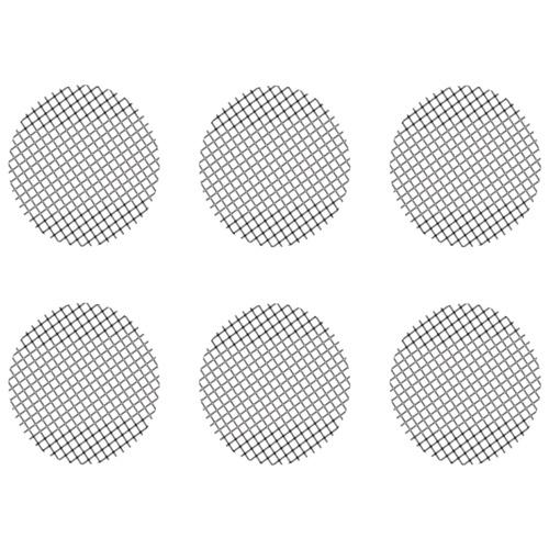 Ta komplet majhnih grobih mrežic vsebuje 6 mrežic, ki ustrezajo vaporizerjem Crafty in Mighty ter tudi nastavkom kapsul za odmerjanje