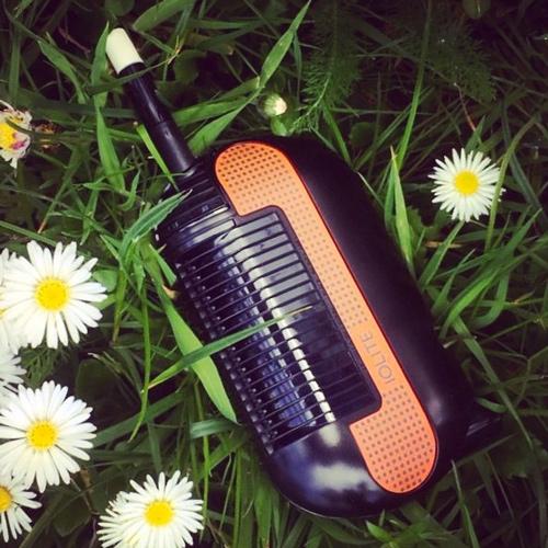 Vaporizer IOLITE Original je preprost za prenašanje in uporabo