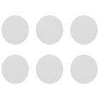 Ta komplet običajnih majhnih mrežic vsebuje 6 običajnih mrežic, ki ustrezajo vaporizerjem Crafty in Mighty ter tudi nastavkom kapsul za odmerjanje